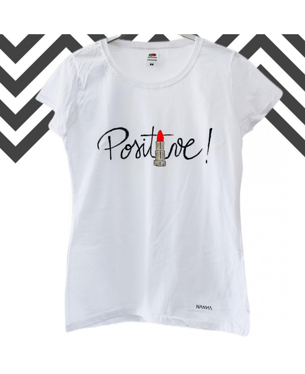 Tricou Be Positive