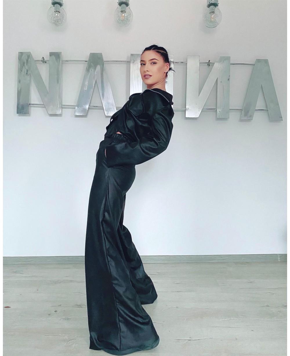 Pantaloni Leather Girl