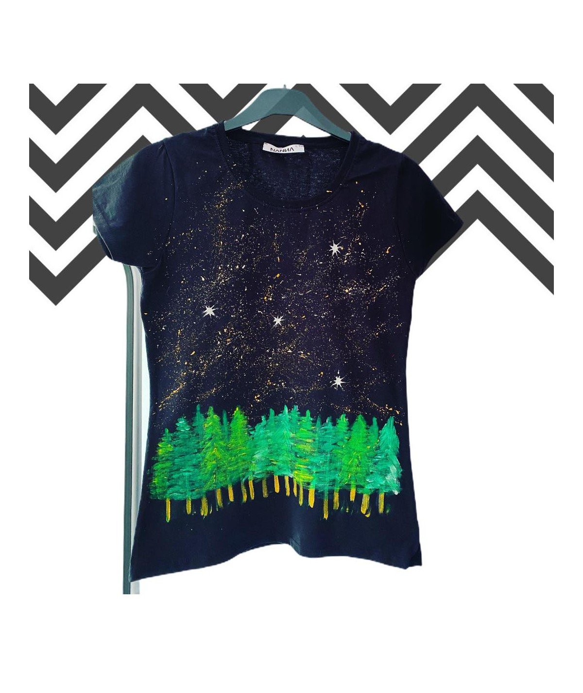 Tricou Forest