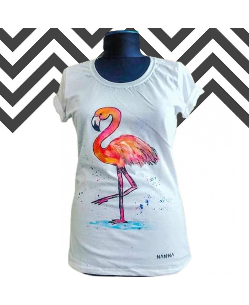 Tricou Flamingo